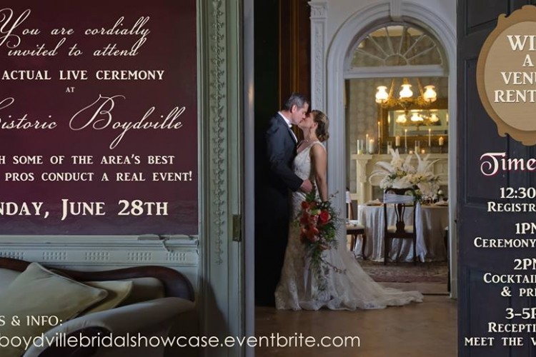Boydville Bridal Showcase Event1