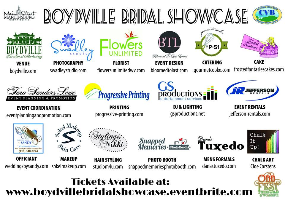 Bridal Show Partners